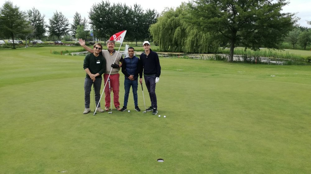 Golftoernooi '18