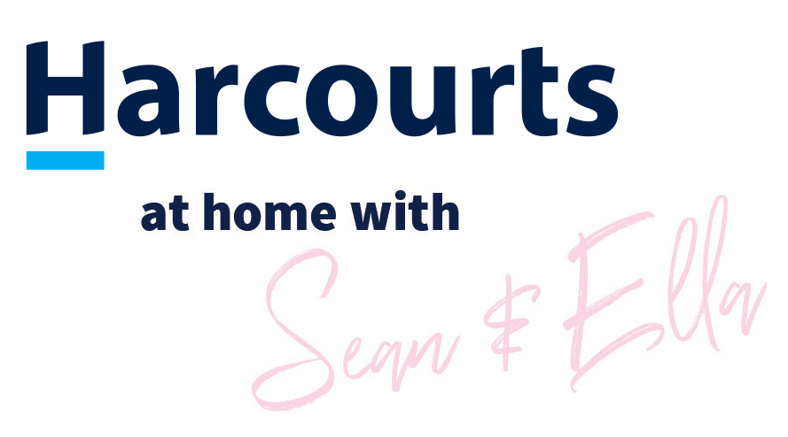 Harcourts at home with Sean & Ella