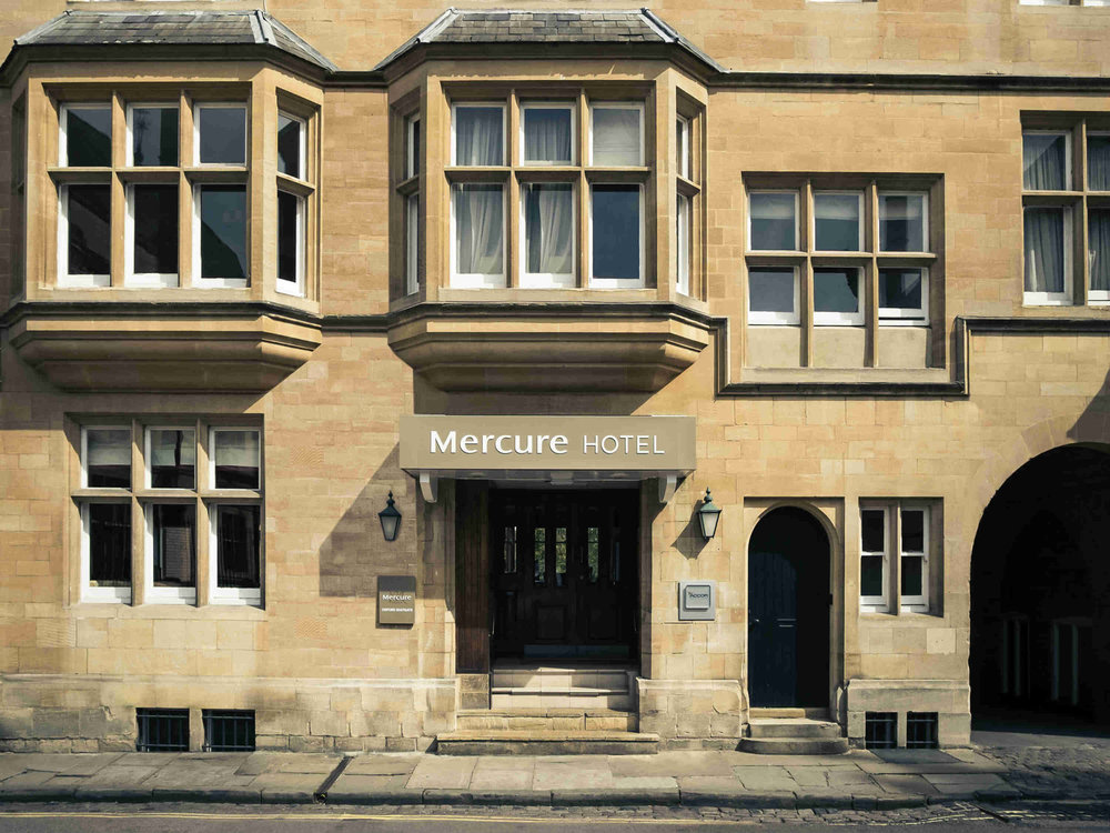 Mercure Oxford Eastgate Hotel Booking Com