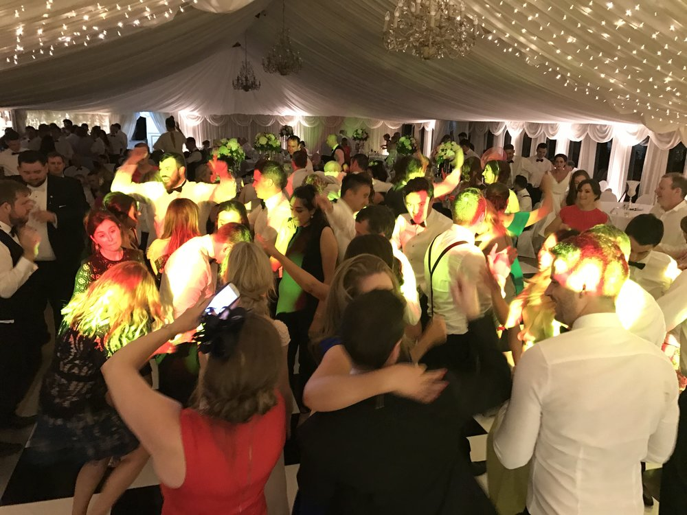 Irelands Premier Wedding DJ