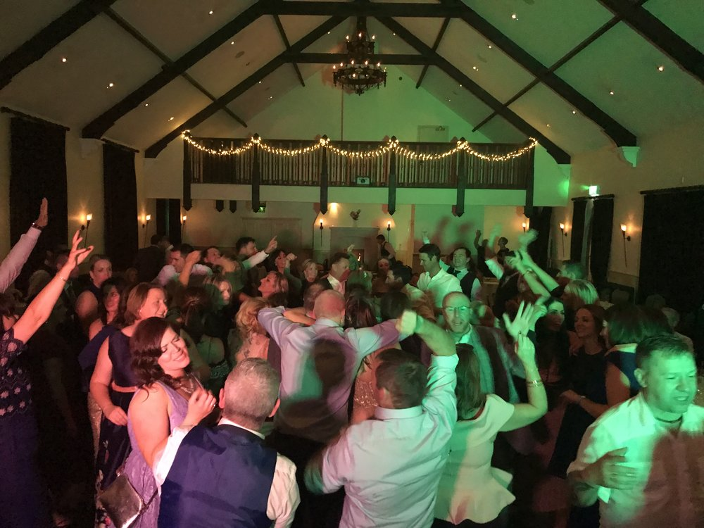 wedding dj dublin
