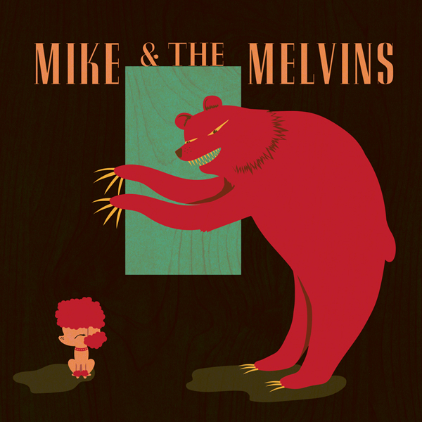 Three Men And A Baby  | Mike & The Melvins