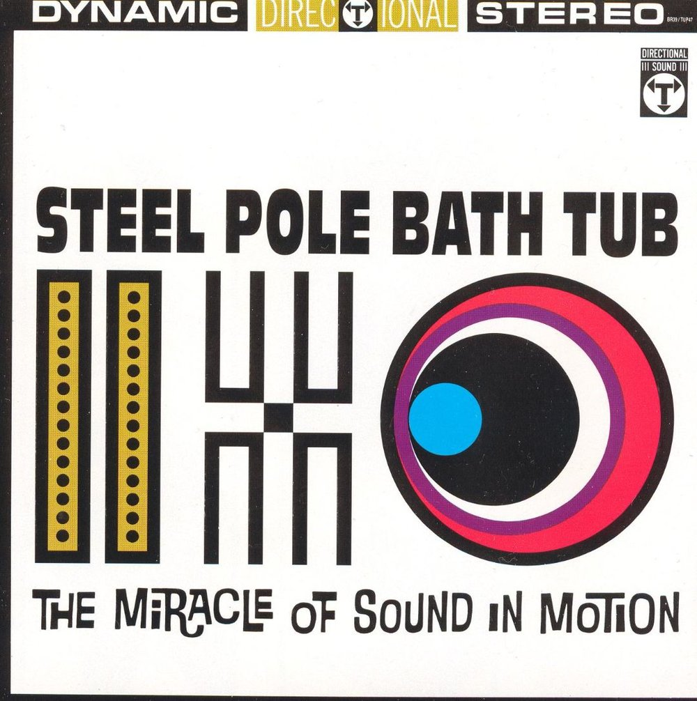 Miracle Of Sound In Motion  | Steel Pole Bath Tub