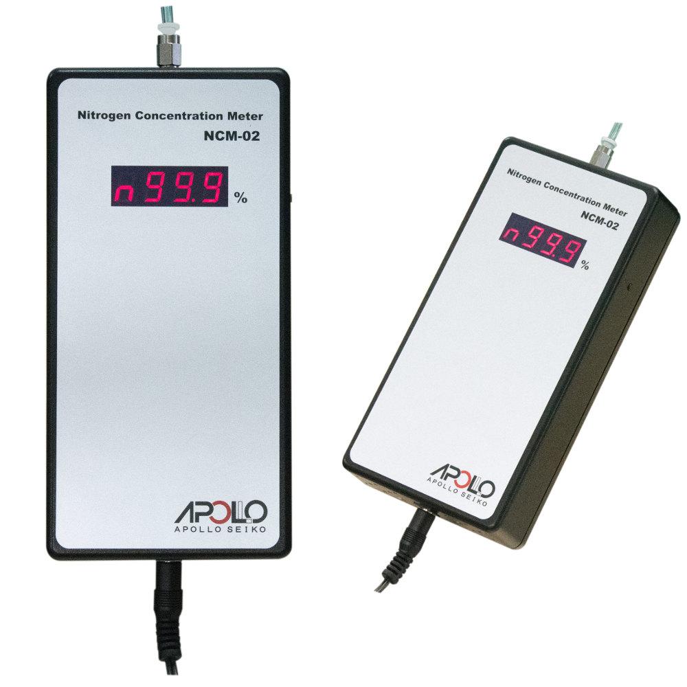 NCM-02 N2/O2 Measuring Instrument — Apollo Seiko