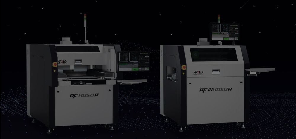 AF Series - Easy-to-use + economical equipment