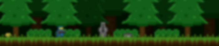 Pixel art - I do all the pixel art for my games and it has developed majorly over the years.