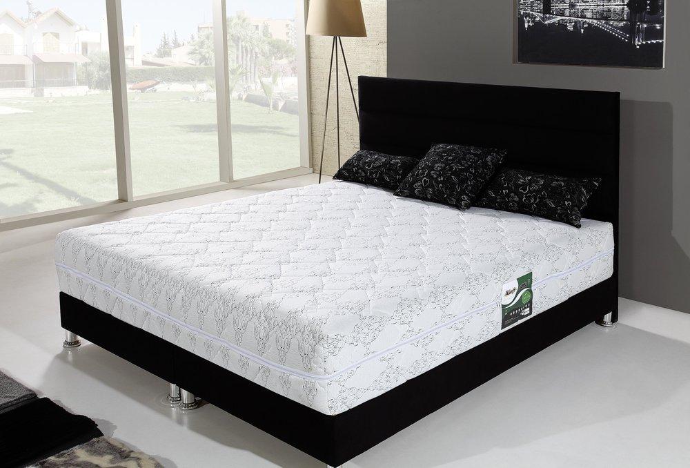Visco Bed + headboard