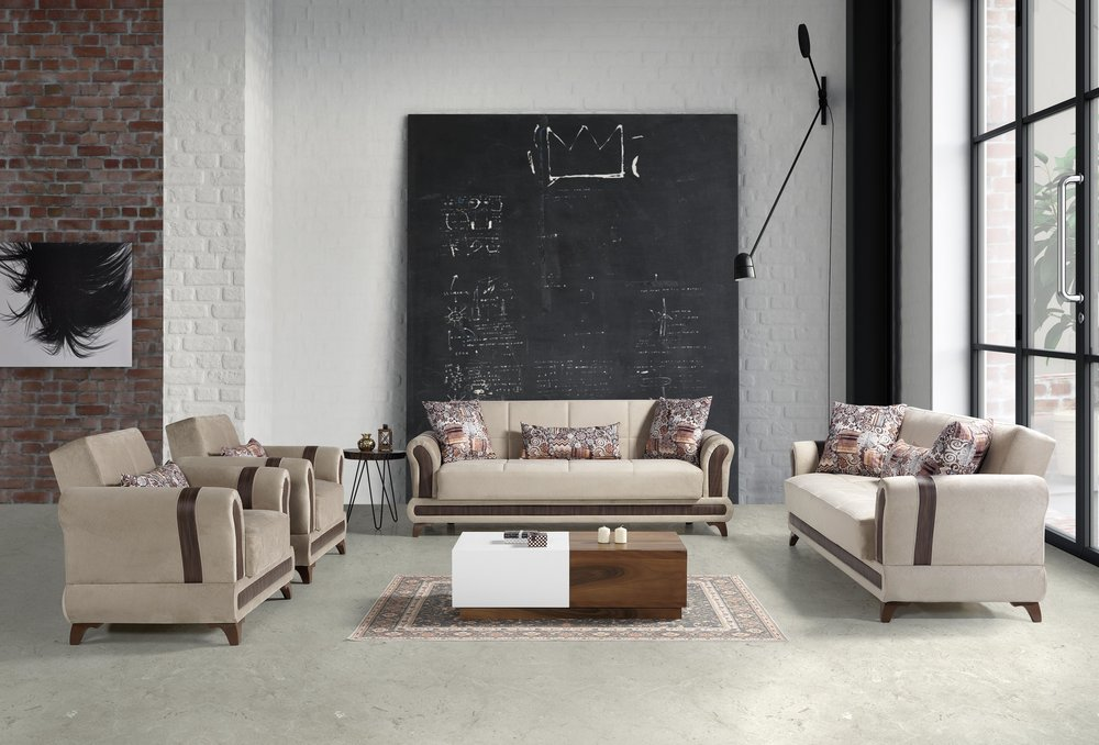 Sahra Sofa Set