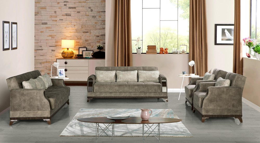 Linda Sofa Set