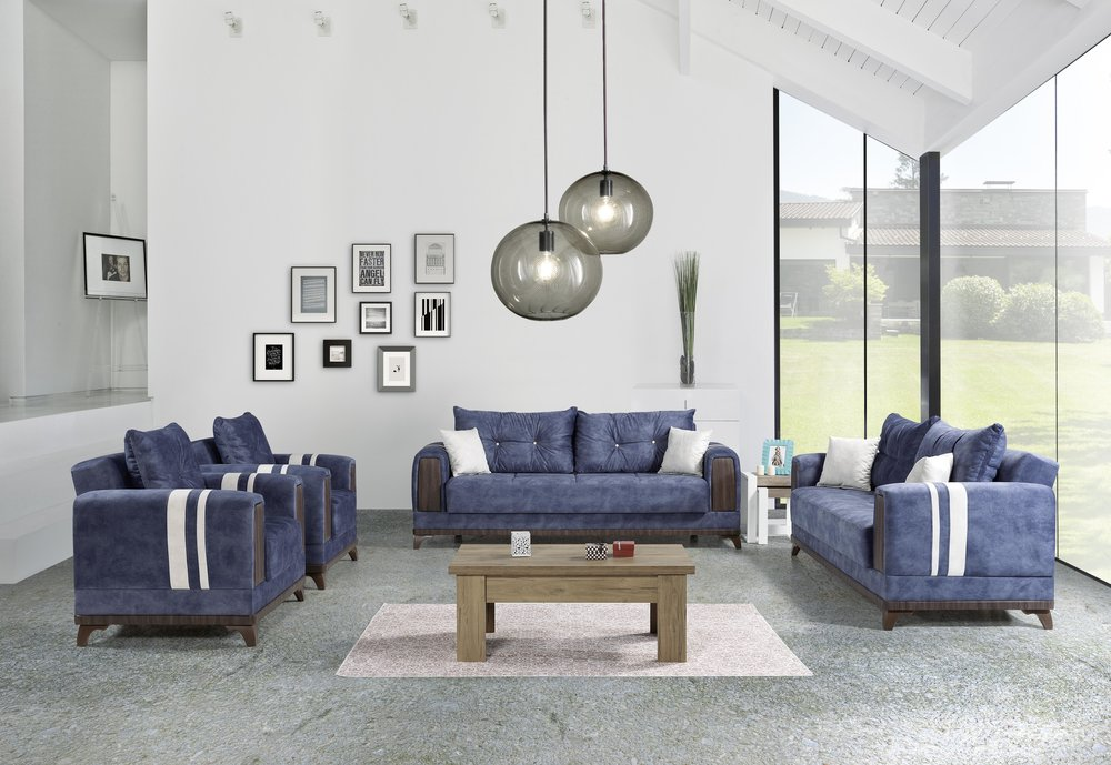 Okyanus Sofa Set