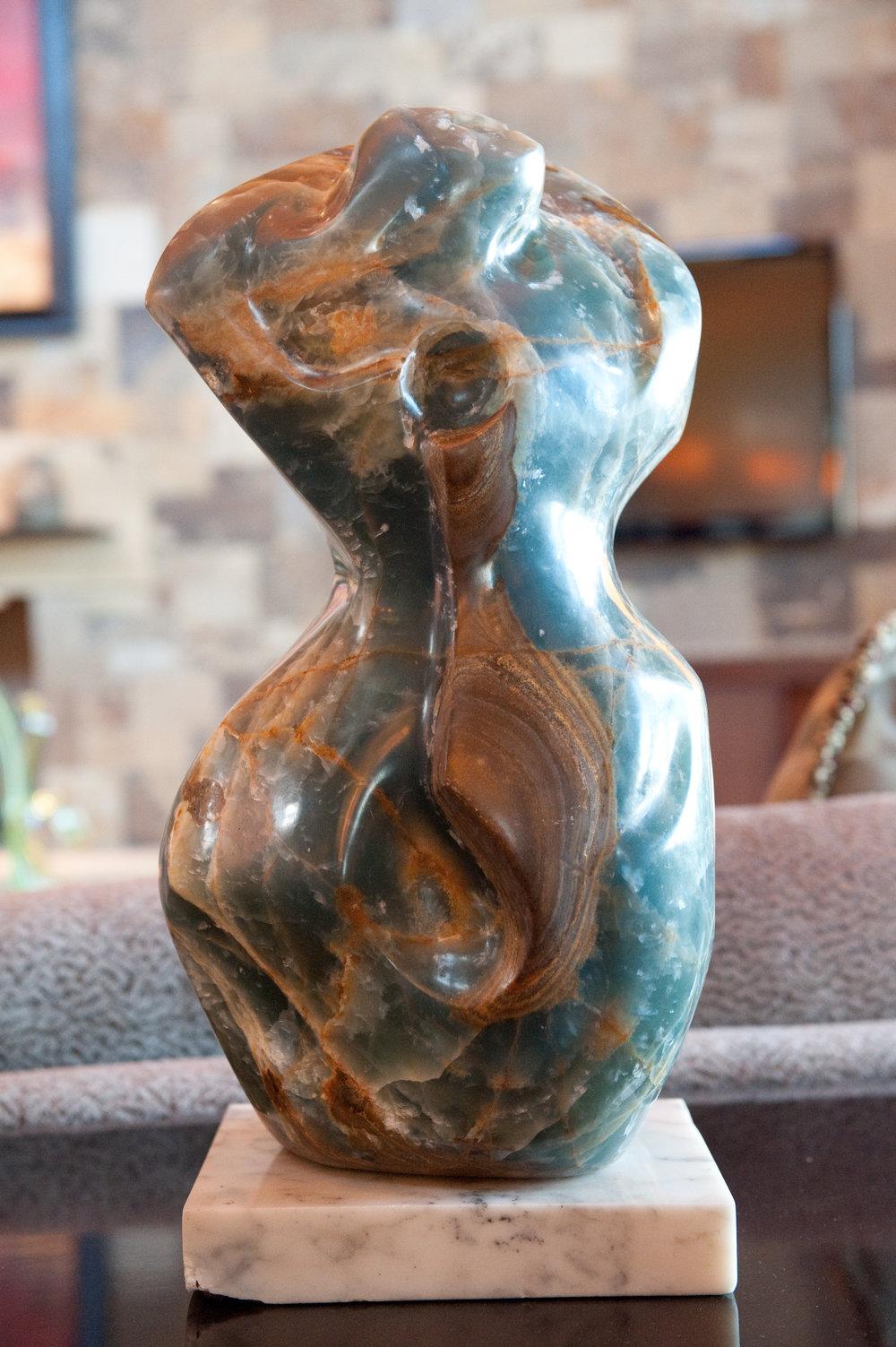 Aqua:Brown Sculpture.jpg