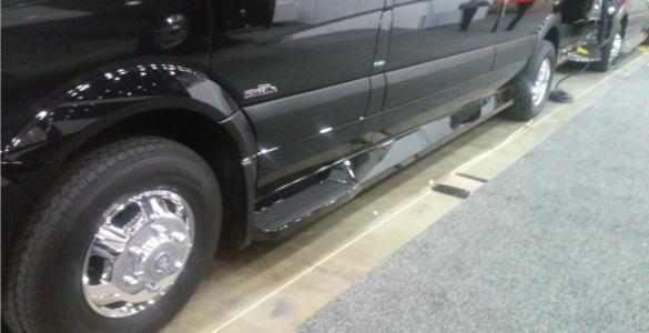 Matching Paint Running Boards