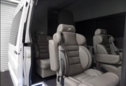 Four Custom Seats