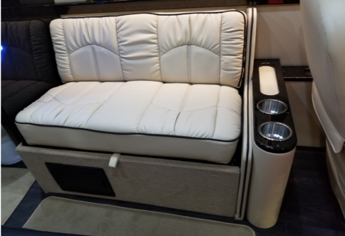 Electric custom couches/bed