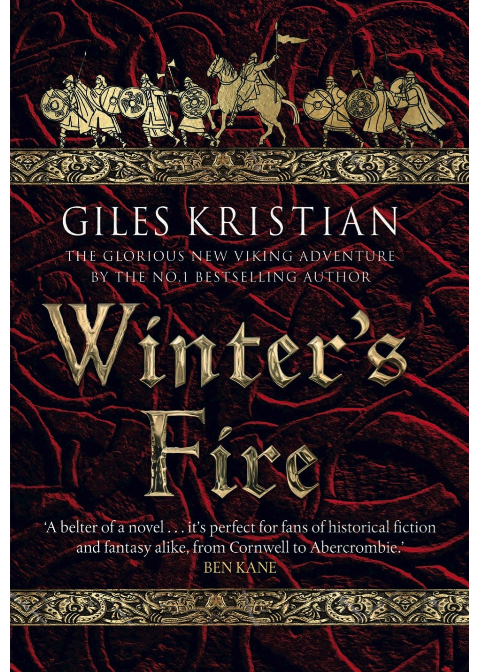 Wings of the Storm By best selling author and TIMES book of the year winner Giles Kristian