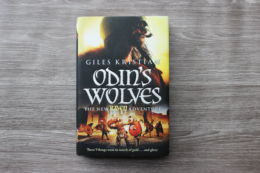 First Edition Odin's Wolves by Giles Kristian