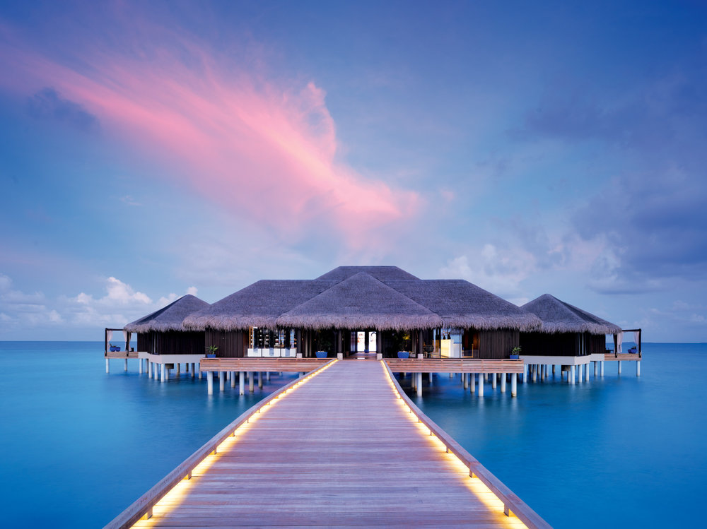 Velaa private island -  Maldives