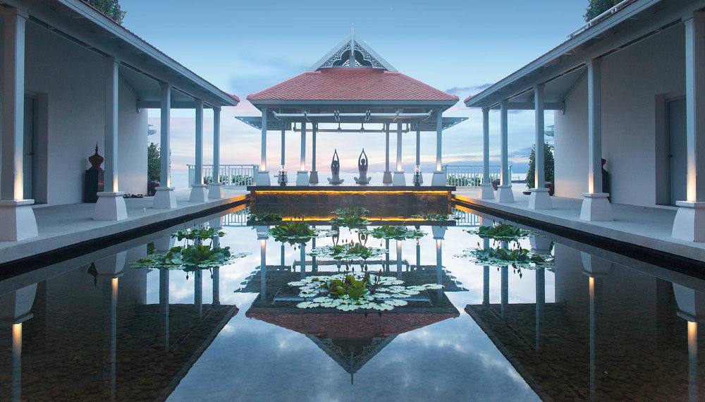 AMATARA WELLNESS RESORT, - Phuket, Thailand