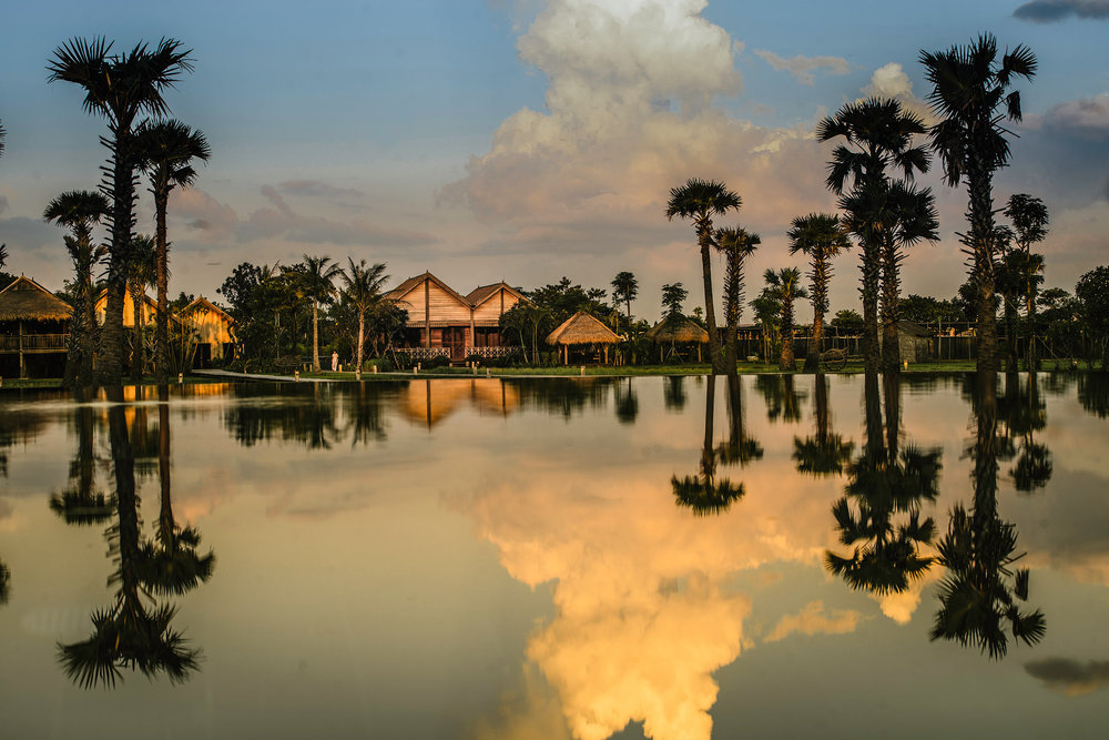 Phum Baitang Resort - Krong Siem Reap, Cambodia