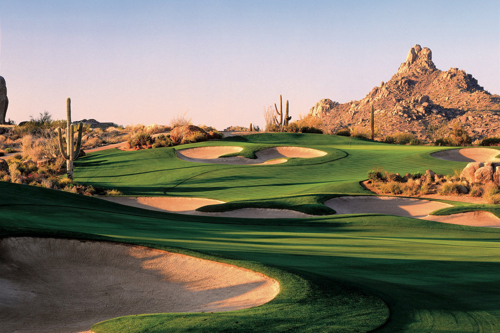 FOUR SEASONS SCOTTSDALE TROON NORTH - Scottsdale, Arizona, United States