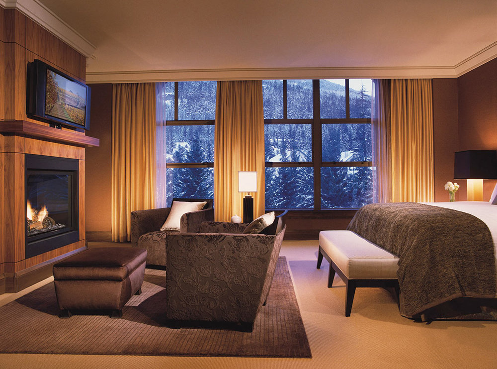 FOUR SEASONS WHISTLER - Whistler, British Columbia, Canada