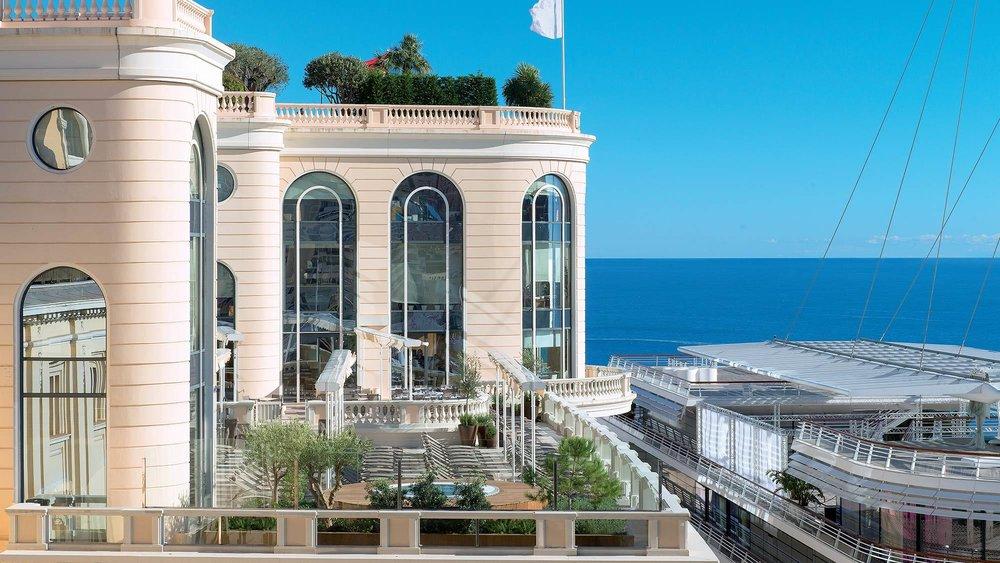 Hôtel Hermitage Monte-Carlo - Monaco, France