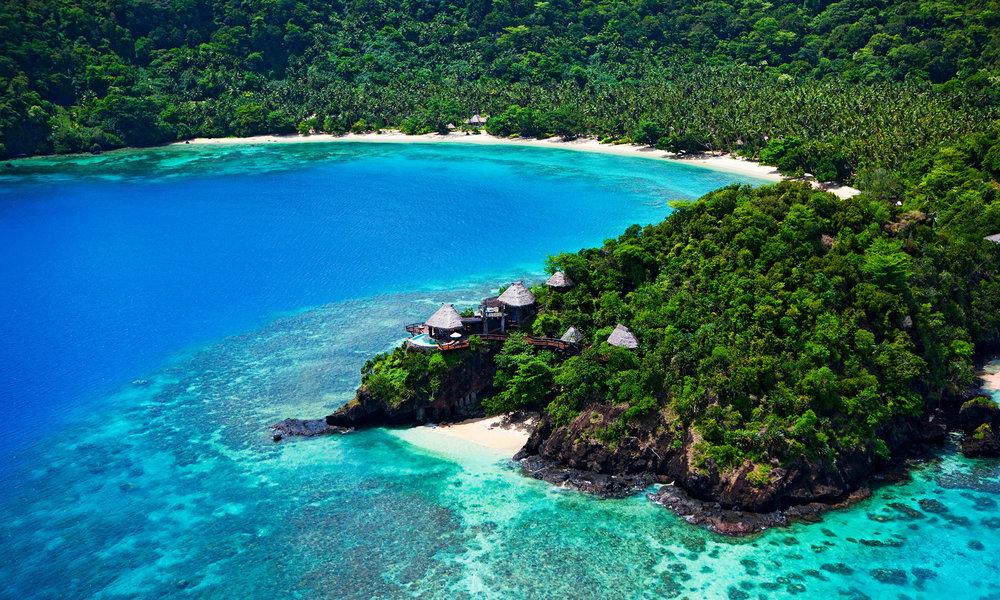 Laucala Island - Fiji Islands