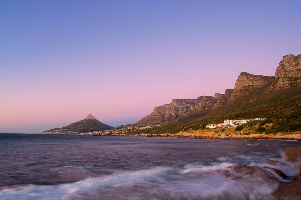 TWELVE APOSTLES HOTEL & SPA - Cape Town, South Africa