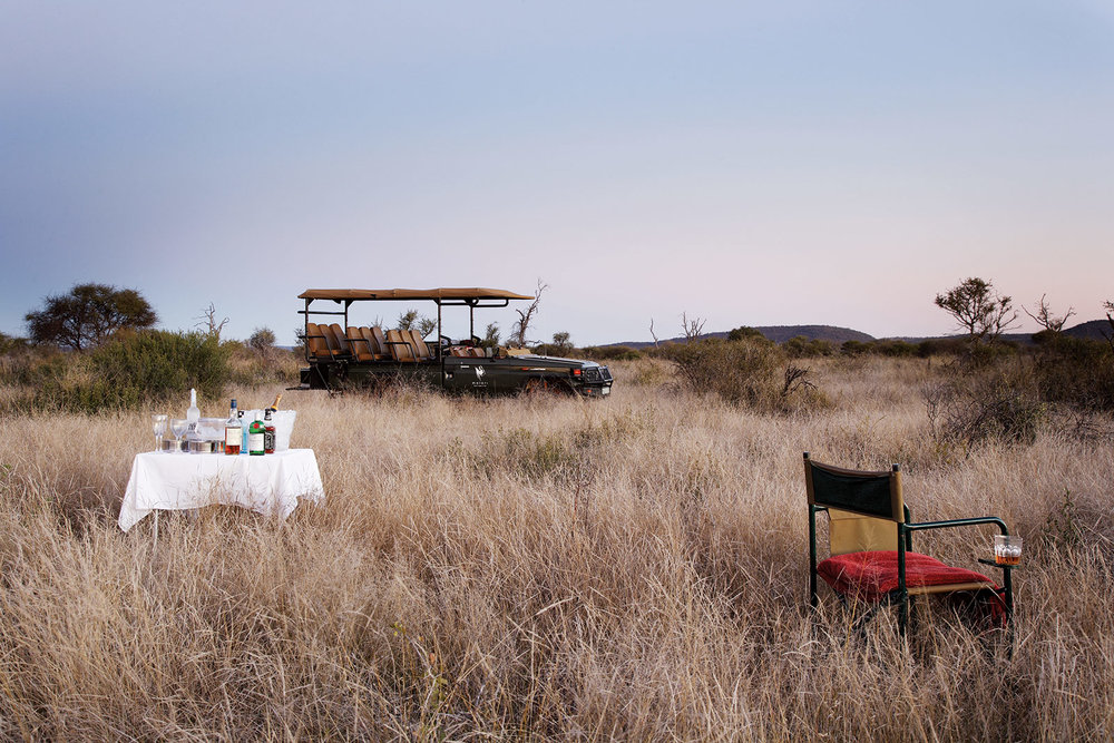 MOLORI SAFARI LODGE  - Madikwe, Africa