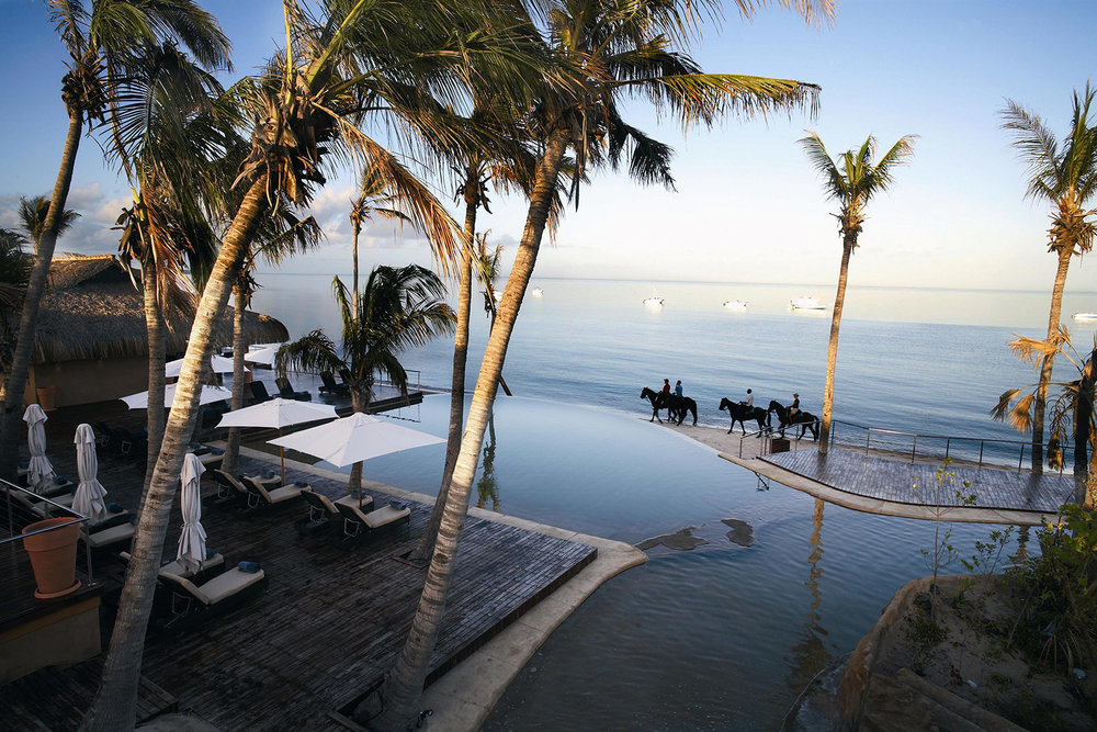 ANANTARA BAZARUTO ISLAND RESORT & SPA - Mozambique, Africa