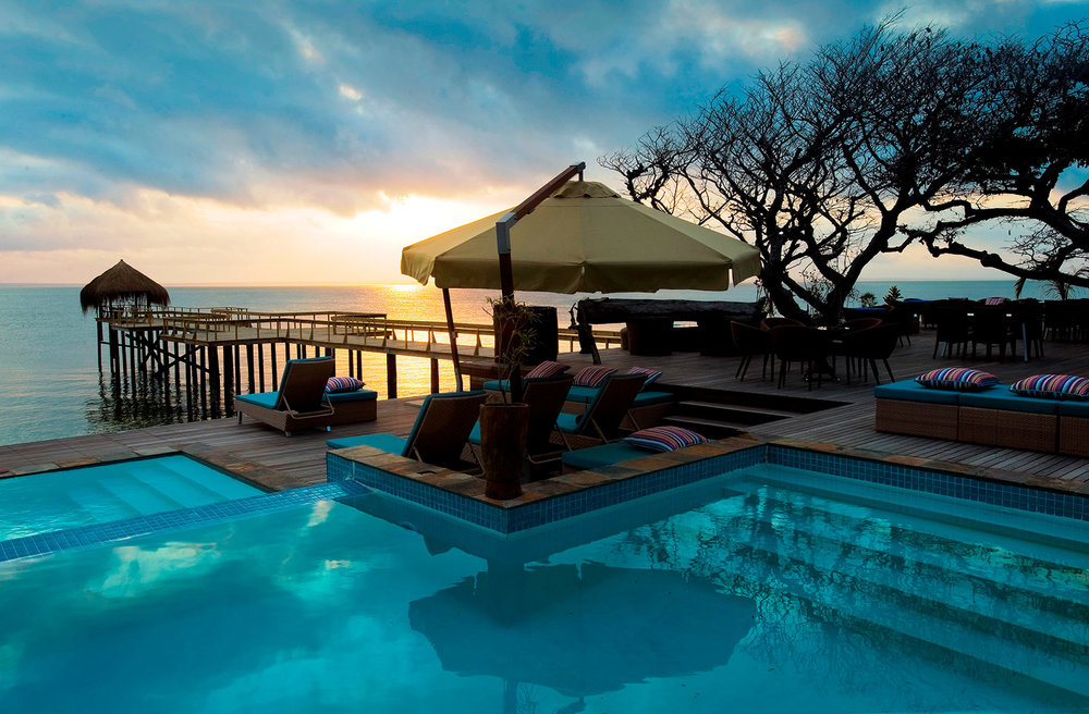 DUGONG BEACH LODGE - Mozambique, Africa