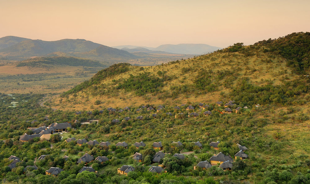 IVORY TREE GAME LODGE - Pilanesberg, Africa