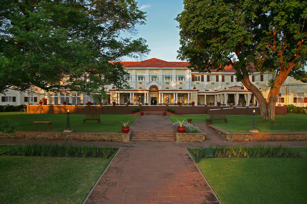 THE VICTORIA FALLS HOTEL - Victoria Falls, Africa