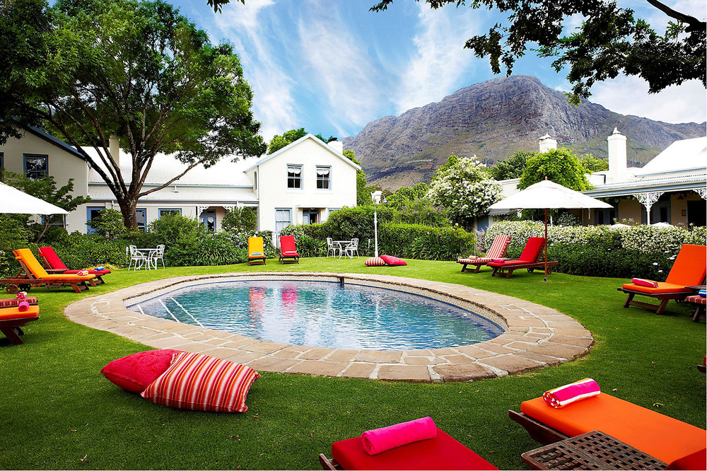 LE QUARTIER FRANCAIS - Cape Winelands, South Africa