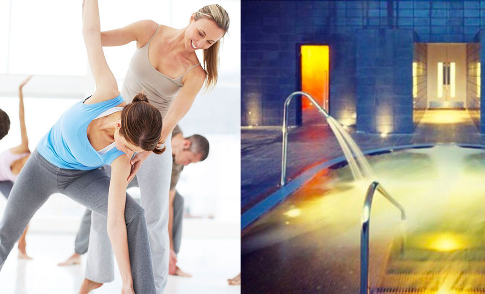 Deep Relaxation Day - Saturday 14th April - Foxhills Club & Resort, Surrey£190 per person