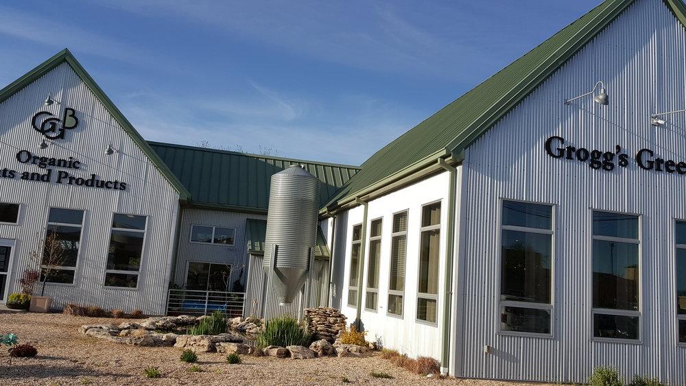 Grogg's Green Barn, located at  10105 E 61st , Tulsa, OK 74133