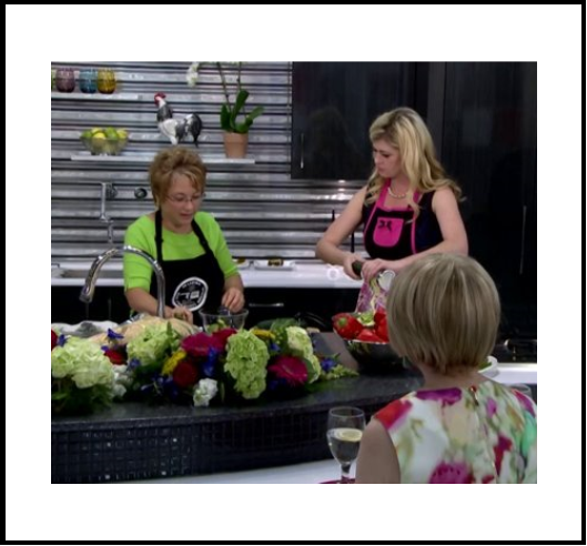 In the Kitchen with Friends - RSUTV Theresa Roman