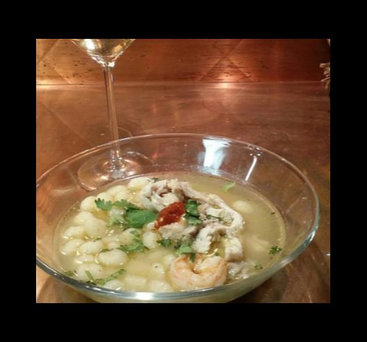 Tasting Oklahoma - Course 2: Chef Jason Kenderick