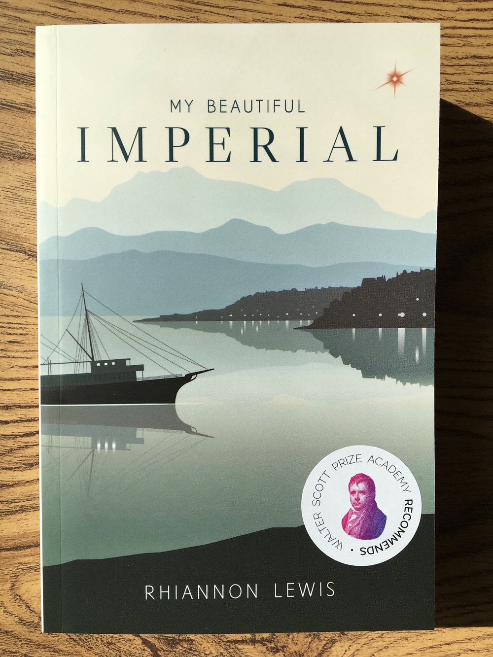 My Beautiful Imperial with sticker.jpg