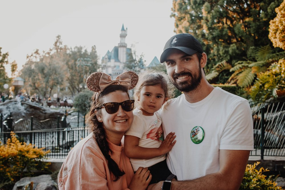 April - Sean and Jordyn celebrated their 5th wedding anniversary. Knowing that there are two things Jordyn loves more that anything, Sean surprised her with a trip to Disneyland where family and friends joined us. (Thank you to everyone who was able to enjoy our day with us!)