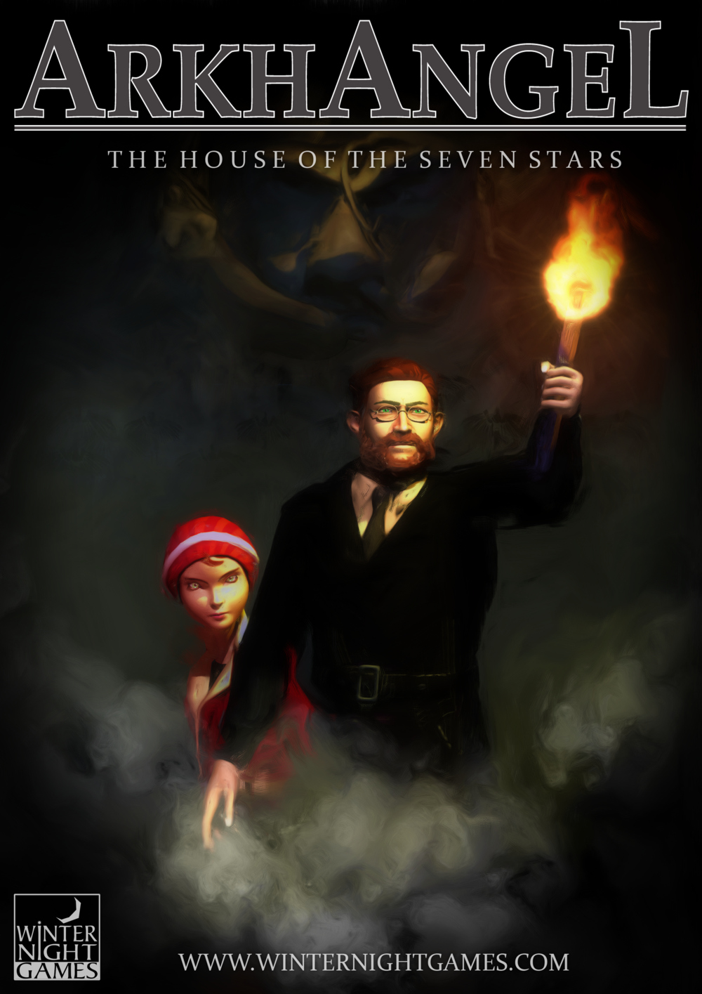 Arkhangel: The House of the Seven Stars key art