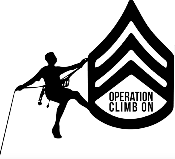 Operation Climb On - Operation Climb On inspires veterans to be active in their community and obtain greater understanding of themselves through challenge and adventure while building camaraderie and trust.