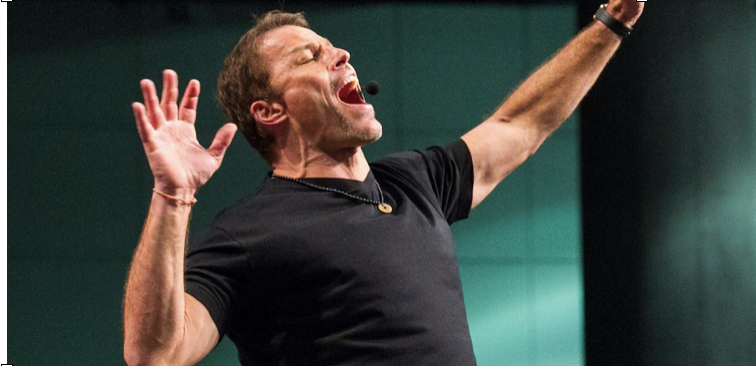 "Tony Robbins TED talk ""Why We Do What We Do""     https://www.ted.com/talks/tony_robbins_asks_why_we_do_what_we_do"