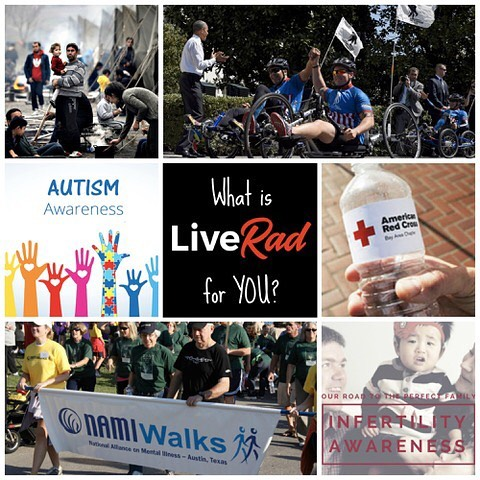 What are we doing with LiveRad? What's it all about and how do you fit in? Check out our latest blog post! [Link in profile]  #liverad #inspiringkindness #wecanalldosomething #whatwillyoudo #compassion #kindness #giveback #makeadifference #sharegoodness #activism #suicideprevention #veteransuicideprevention