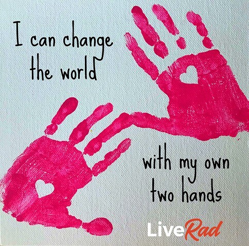 "My twin daughters recently had a end of year preschool program. During the program they sang a simple song, ""With My Own Two Hands"". (Song link in Bio) It was a great reminder that our children are full of love and watching our examples as we serve others! Children are the best example of pure love and kindness. How do you include your children in service?  #inspiringkindness #wecanalldosomething #whatwillyoudo #giveback#serve #compassion #sharegoodness #love #children#icanchangetheworld #withmyowntwohands"