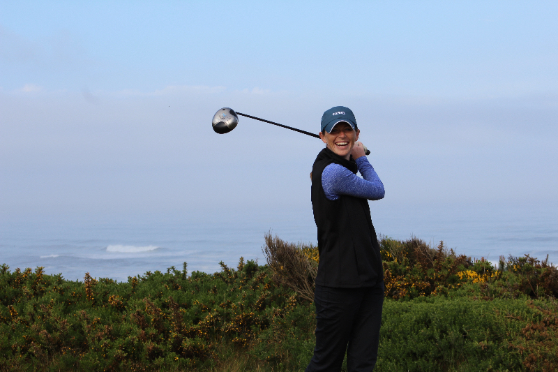 Any chance you get to play Bandon Dunes, take it. It puts a cheesy smile on my face every time.