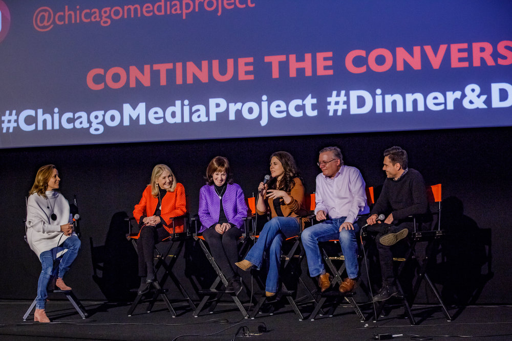 dinner & docs — chicago media project