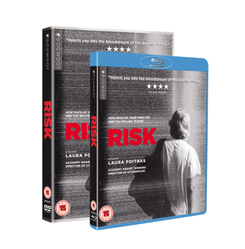 Risk DVD & Blu-Ray