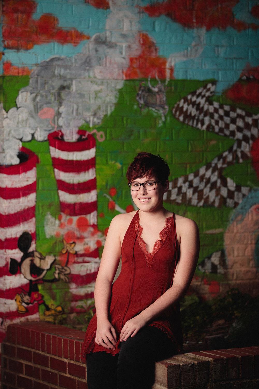 Creative Senior Photos Columbus - SENIOR PORTRAITS