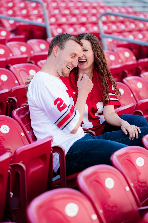 Engagement Photographer Columbus, Ohio
